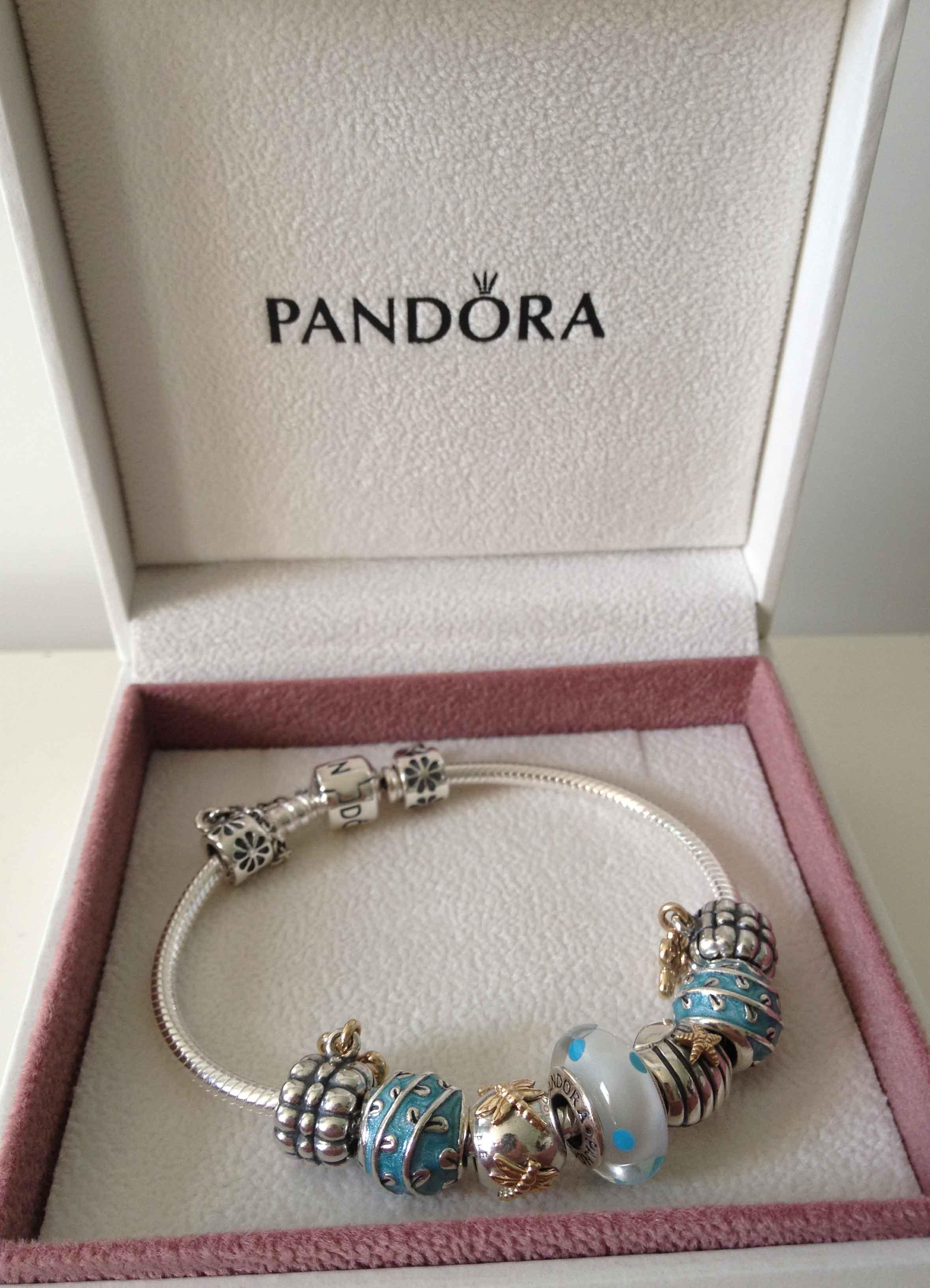 Les bijoux Pandora arrivent (enfin) en France ! , Dans Mon Sac de Fille