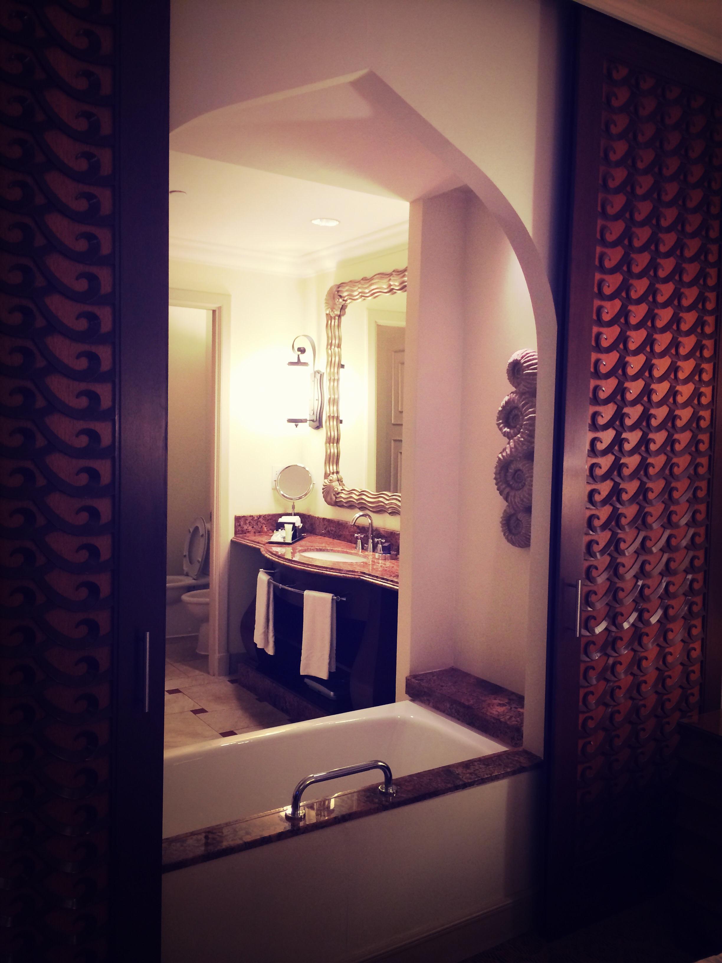 Hotel atlantis the palm duba palmeraie la chambre ocean for Salon de coiffure dubai