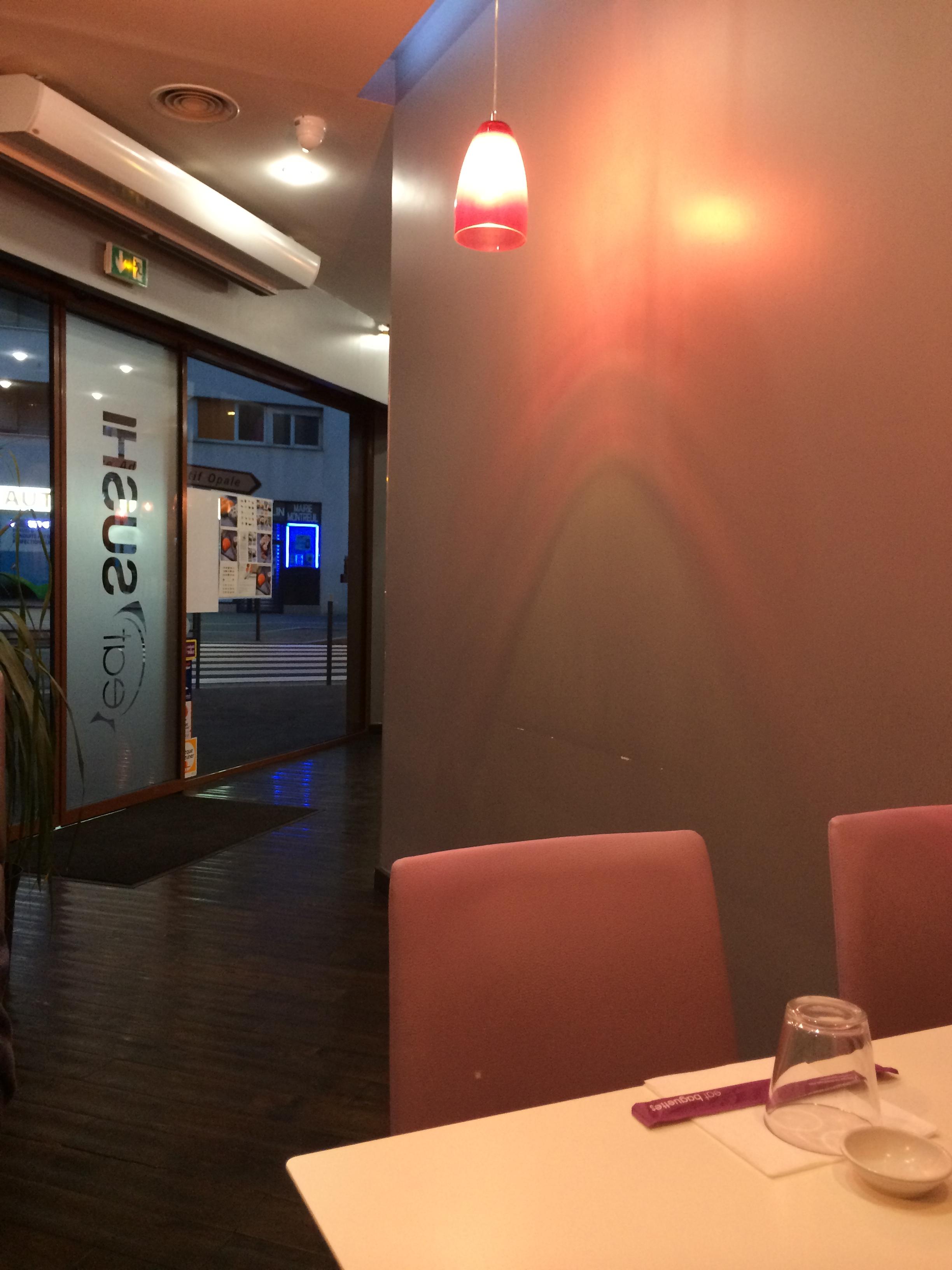 Restaurant eat sushis montreuil dans mon sac de fille for Salon de coiffure dubai