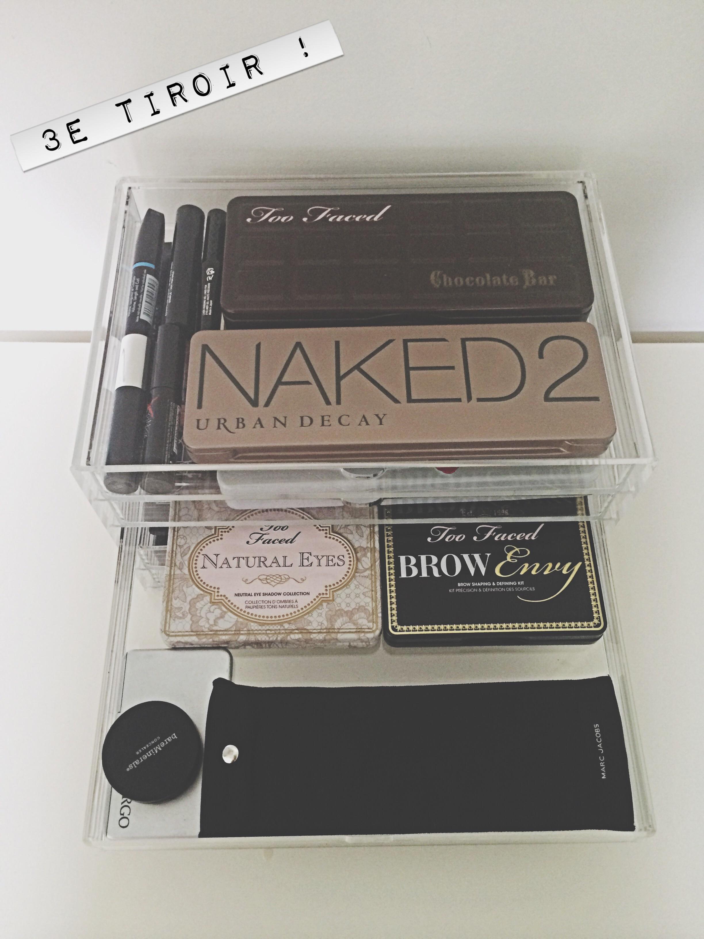 comment ranger ses palettes de maquillage dans mon sac de fille. Black Bedroom Furniture Sets. Home Design Ideas