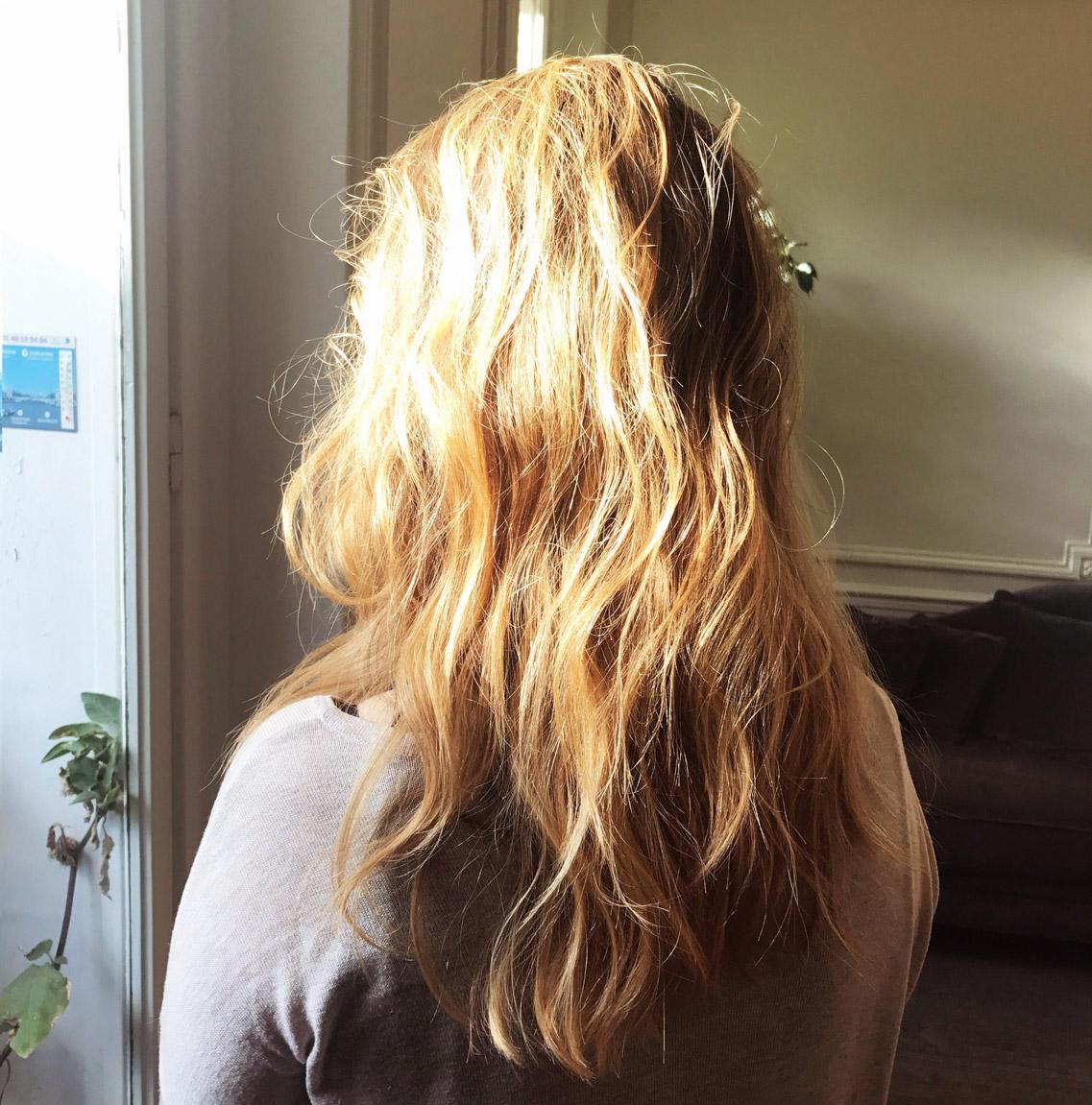 J 39 ai adopt le pumpkin spice hair gr ce l 39 atelier des for Meilleur salon coiffure paris